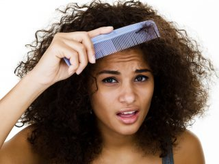 éviter les frisottis