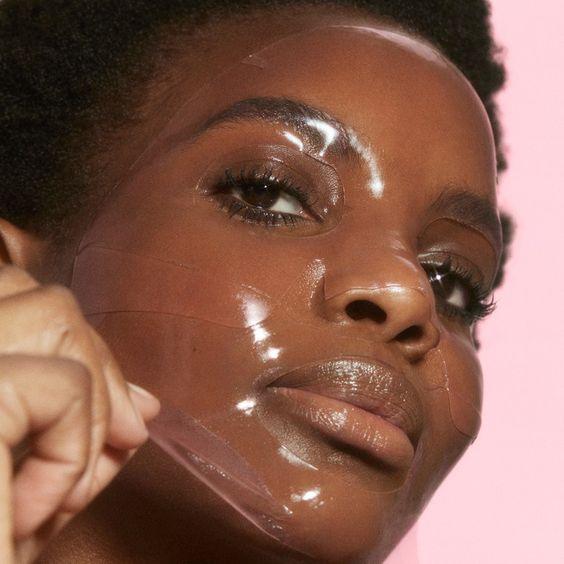 masques tissus soin peau
